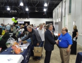 October 2, 2015: Brewster Hosts Senior Wellness and Safety Expo at McKeesport Palisades