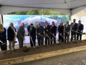 Sen. Brewster Attends AHN - Brentwood Neighborhood Hospital Groundbreaking :: October 11, 2018