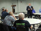 Senator Brewster Hosts Fire Chiefs Roundtable Discussion - Monroeville :: January 14, 2016