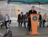 McKeesport Flyover Ramp Official Opens :: October 21, 2011
