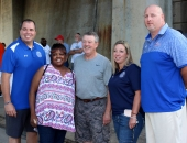 Sen. Brewster Attends Prayer March for Peace Sponsored by McKeesport NAACP :: July 6, 2018