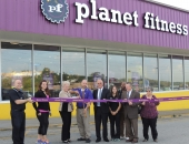 Senator Brewster attends North Versailles Planet Fitness Grand Opening/Ribbon Cutting :: October 8, 2015