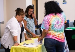 September 17, 2019: State Senator Jim Brewster hosts  an Open House on Addiction, at the Westmoreland County Community College New Kensington. This was an informational open house for those suffering from any form of substance addiction and for their family, friends and neighbors. Resources included a Narcan administration demo, counseling and foster care services, safe prescription disposal bags and much more.