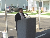 Orchard Park Ribbon Cutting :: September 9, 2015
