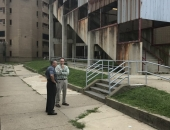 Sen. Brewster Tours SCI-Pittsburgh (Western Penitentiary) For Future Use :: August 2, 2018