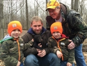 Senator Brewster Joins PA Game Commission for Bear Den Visit :: March 17, 2016