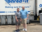 Lower Burrell Shredding Event