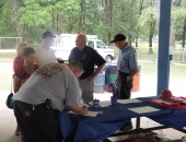 July 13, 2014: Senator Brewster Hosts 2nd Annual First Responders Picnic.