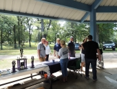 August 23, 2015: Senator Brewster Hosts 3rd Annual First Responders Picnic