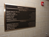 Senator James R. Brewster Community Center Dedication :: December 16, 2011