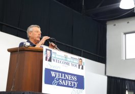 Sen. Brewster & Rep. Davis Senior Wellness &  Safety Expo