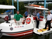 "Sixth Annual ""Blessing of the Boats\"" :: June 19, 2011"