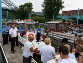 "Sixth Annual ""Blessing of the Boats"" :: June 19, 2011"