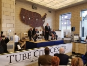 Tube City Center Grand Opening :: February 11, 2019