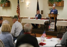 Sen. Brewster Hosts Veterans Breakfast at VFW Post 92 Lower Burrell :: December 12, 2019