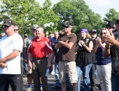 Wall That Heals Motorcade :: August 7, 2017