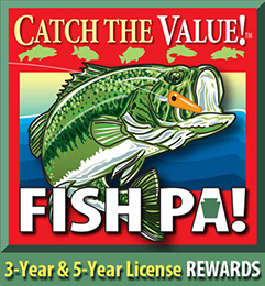 Sen brewster catch the value with holiday savings on for Senior citizen fishing license