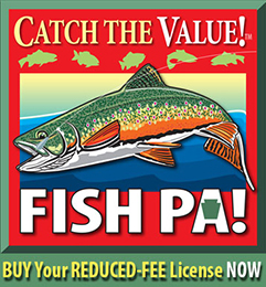 Sen brewster catch the value with holiday savings on for Pa fishing license prices