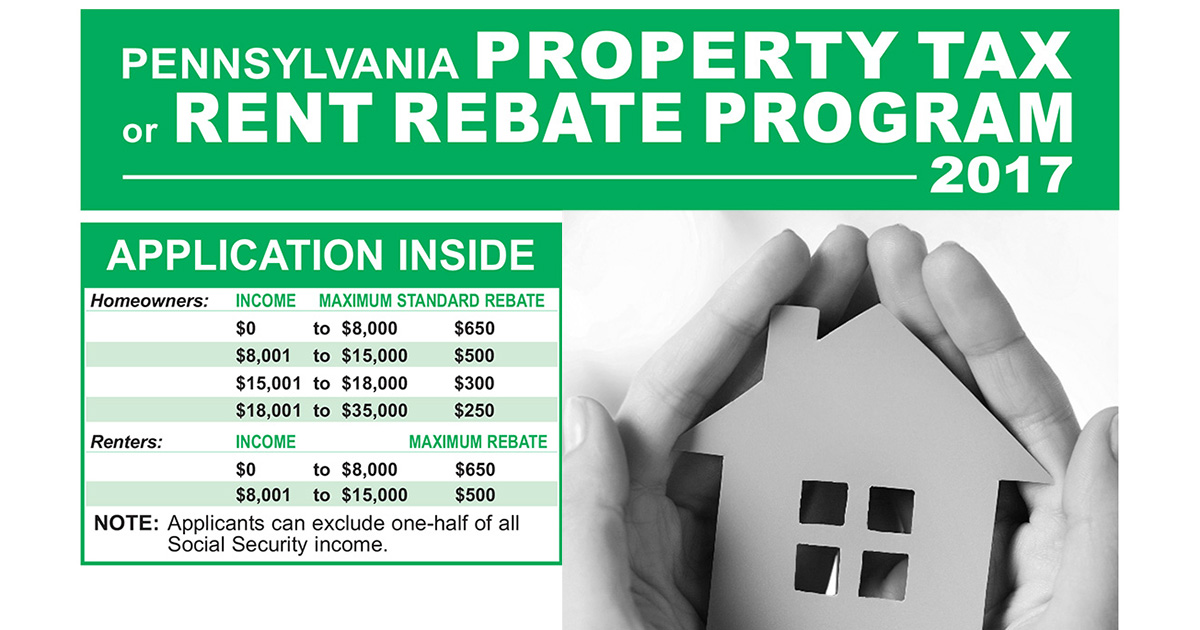 Brewster: Property Tax, Rent Rebate Deadline Extended for Senior and Disabled Residents