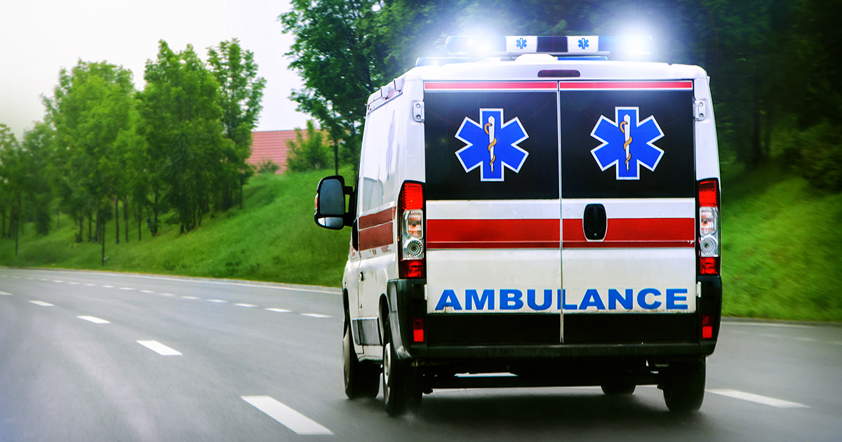 Brewster: Legislation to Help Ambulance Services Awaits Govs Signature