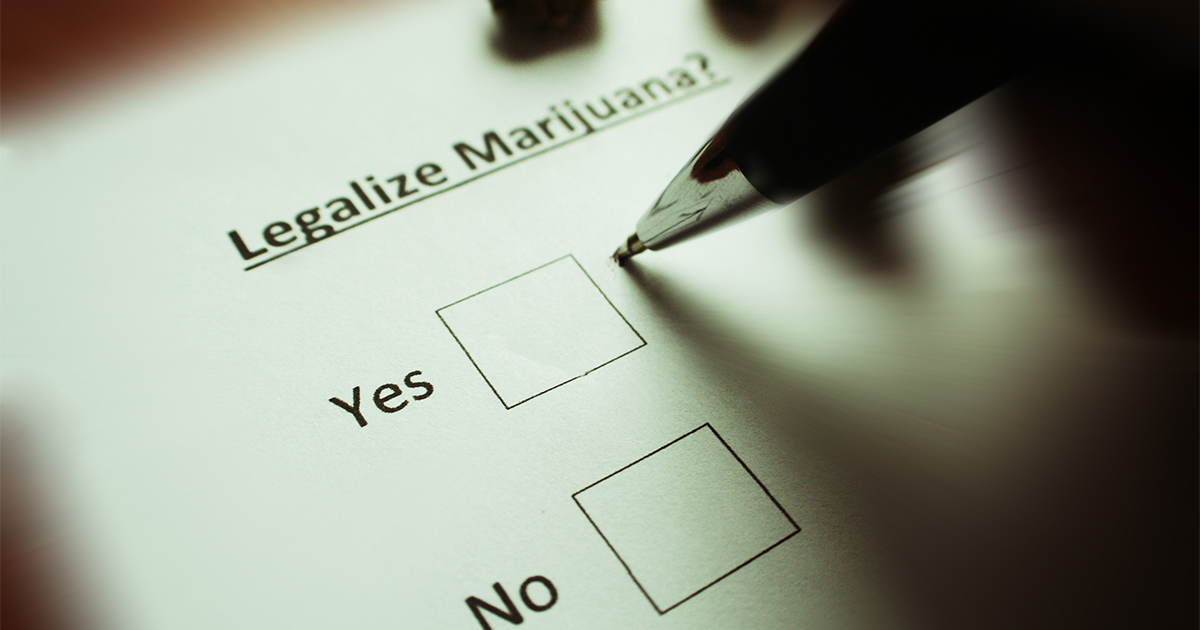 Let Pennsylvanians Decide: Put Marijuana on the Ballot