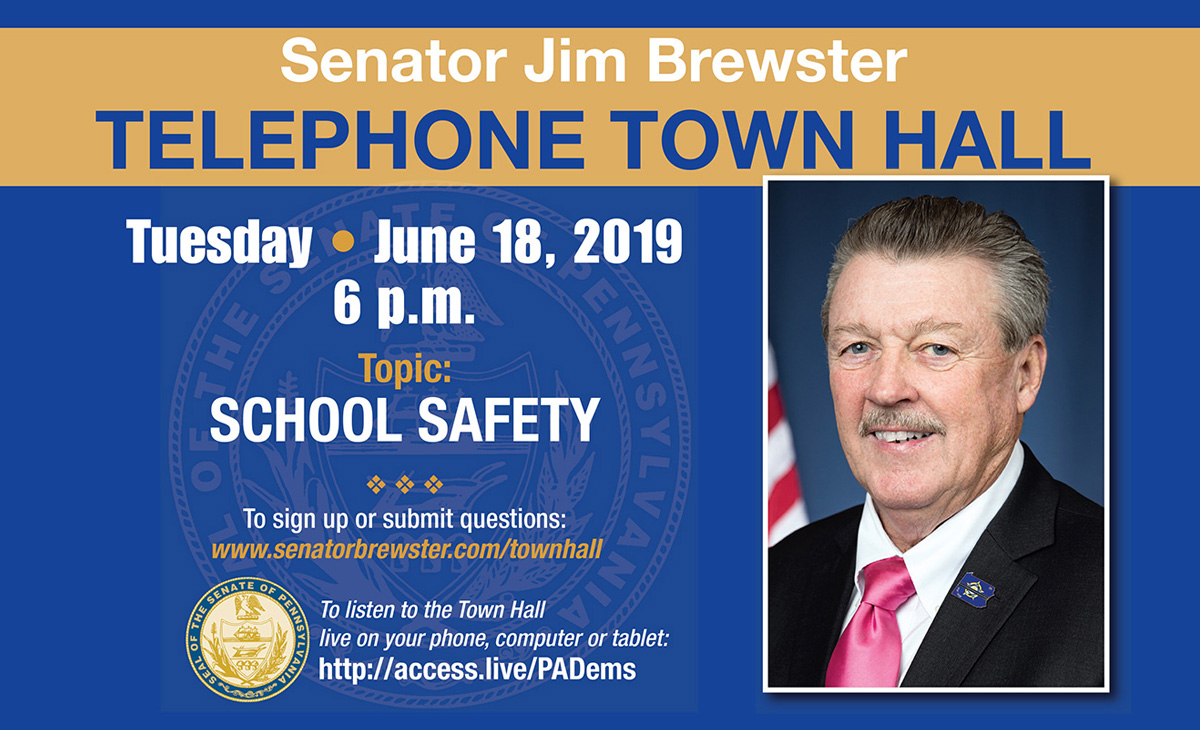 Telephone Town Hall - June 18, 2019