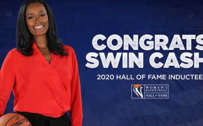 Brewster Salutes McKeesport's Swin Cash's Selection to the Women's Basketball Hall of Fame