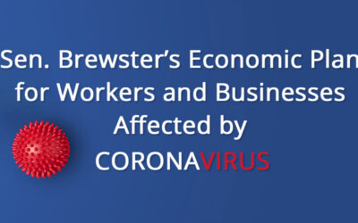 Brewster's 6-Point Economic Stimulus Package Focuses on Workers, Small Business