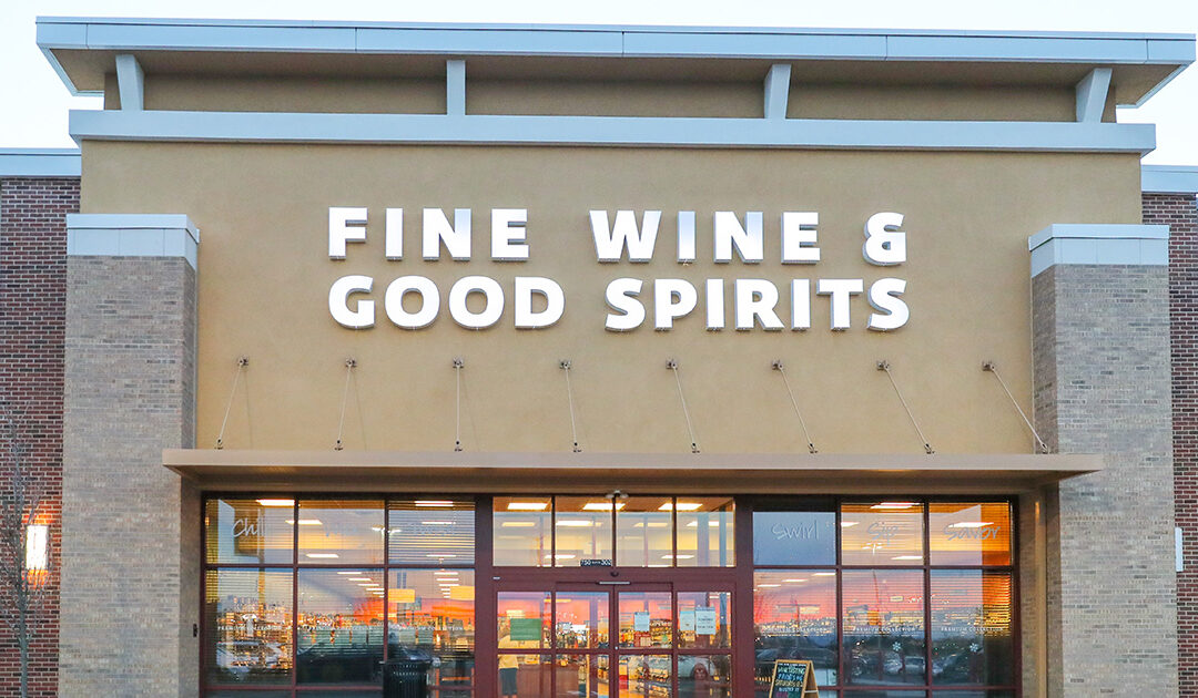 Fine wine and good spirits