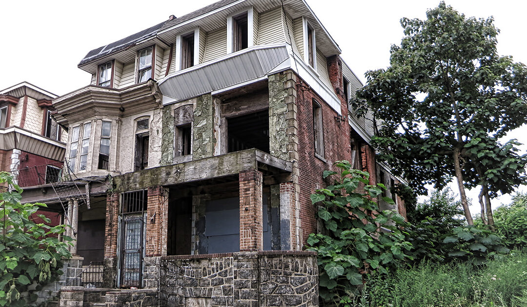 Abandoned and Blighted Property