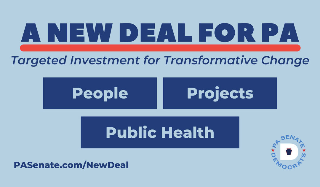 New Deal for PA