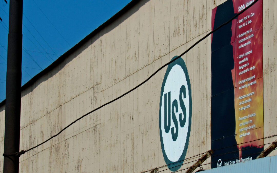No one wins: U.S. Steel to 'Set Aside' Investment in the Mon Valley