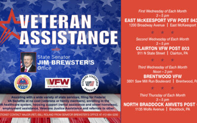 Brewster to Launch Mobile Veterans Assistance Initiative